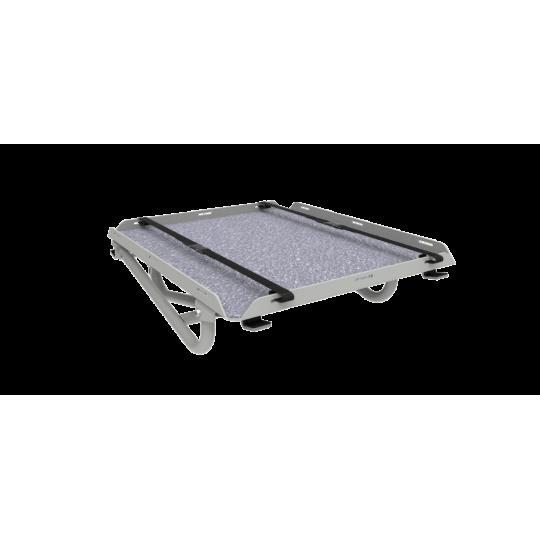 Tablette support cardio 4 appuis modele pont repliable