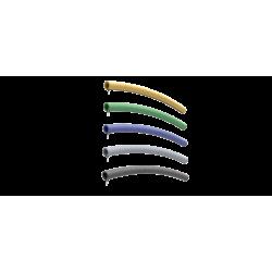 Garnitures de barrières latérales couleur assortie au matelas